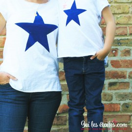 Package tee-shirt Maman et enfant